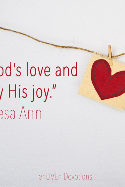 Serving God's Love